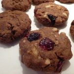 Gluten Free, Eggs Free, Refined Sugar Free Quinoa Cookies