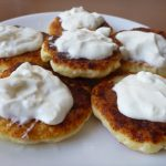 Crunchy Cottage Cheese Pancakes Recipe